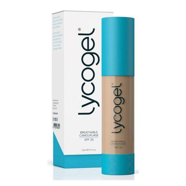 lycogel Breathable Camouflage SPF30