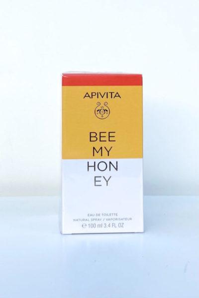 Apivita Eau De Toilette Bee My Honey