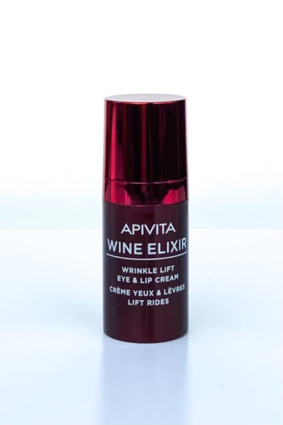 Apivita Wine Elixir Wrinkle Lift Eye and Lip Cream