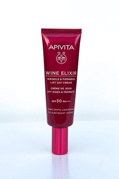 Apivita Wine Elixir Wrinkle and Firmness Lift Day Cream