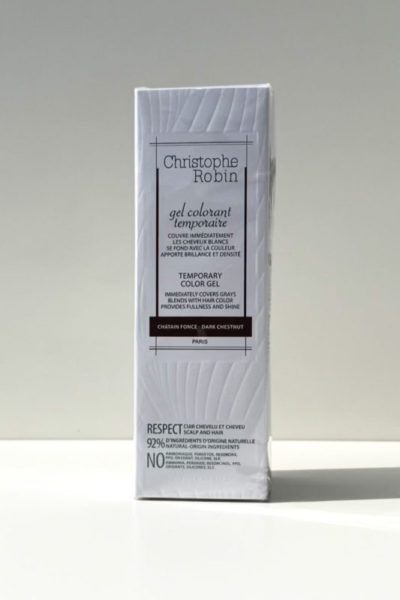 CABELLOS,Tintes y Color CHRISTOPHE ROBIN Temporary coloring gel Dark Chestnut 100 ml