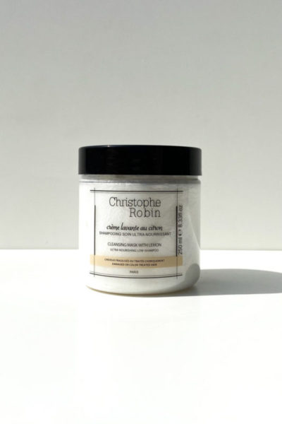 Crema lavante au citron Christophe Robin 250 ml