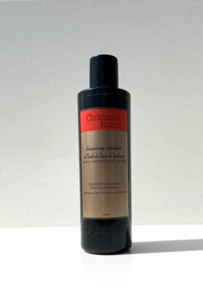 CABELLO,Champús CHRISTOPHE ROBIN regenerating shampoo with prickly pear oil 250 ml
