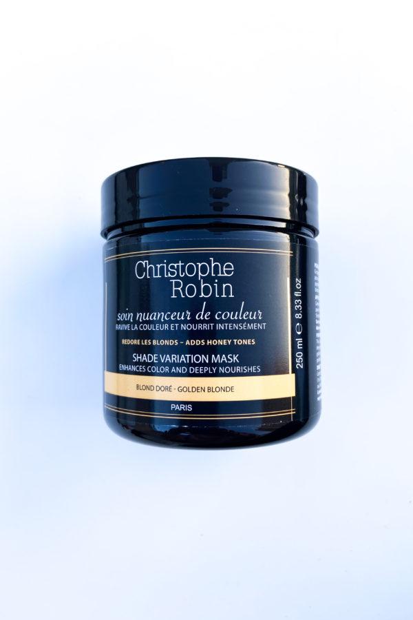 CABELLOS,Mascarillas CHRISTOPHE ROBIN shade variation care Golden Blonde 250 ml