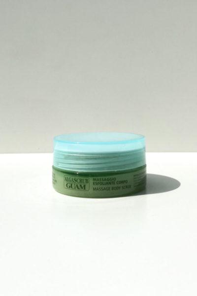 CUERPO,Limpieza Cuerpo GUAM Alga Scrub Massaggio esfoliante aromaterapico 50 ml